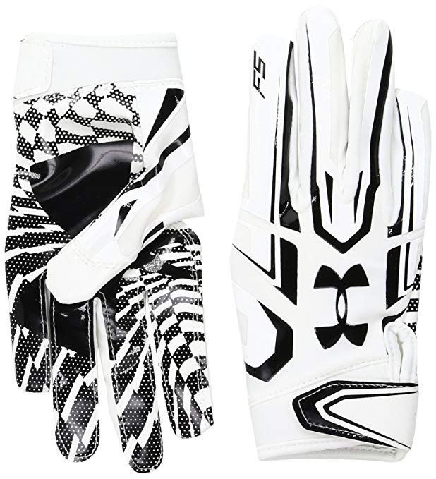 Under Armour Boys F5 Football Gloves Review Football Gloves Under Armour Football