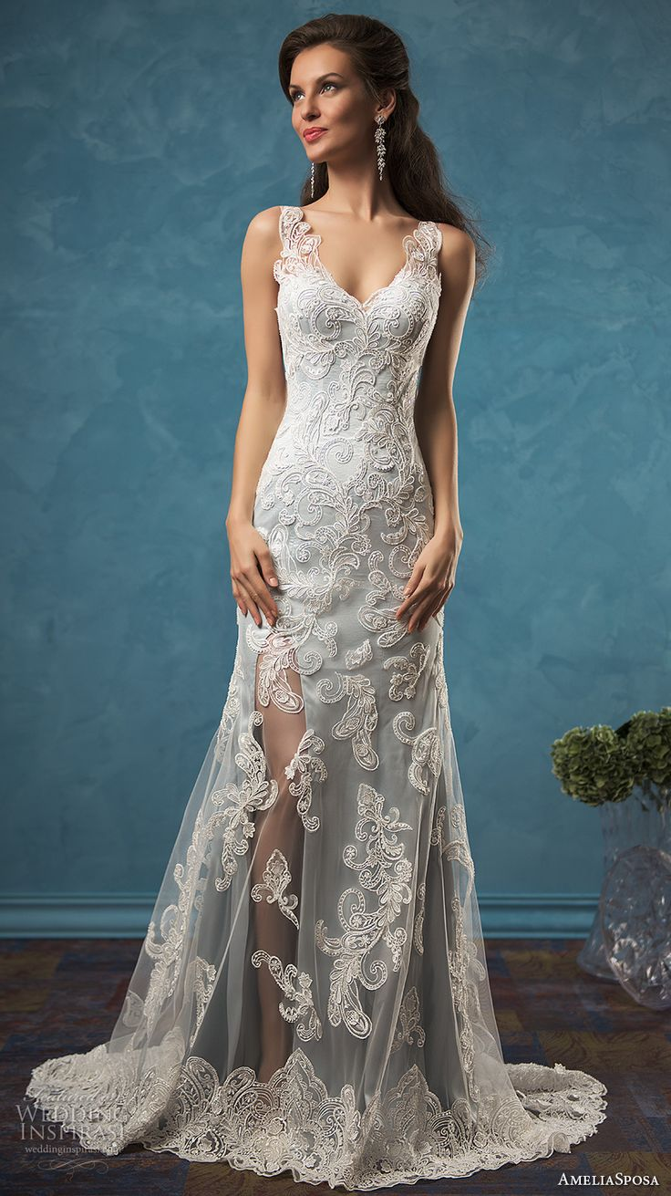 1248 best future wedding dresses images on Pinterest | Wedding ...