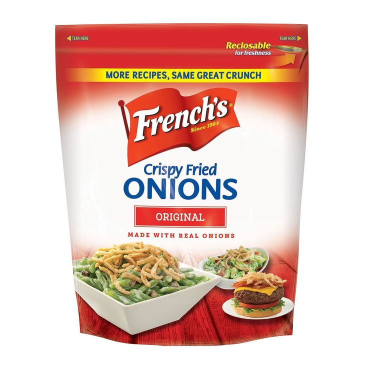 French's Original Crispy French Fried Onions 26.5 oz *** Tried it! Love it! Click the image. - Fresh Groceries