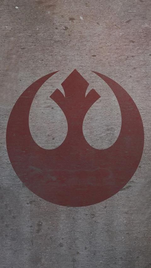 Star Wars Rebellion Insignia. A wallpaper.