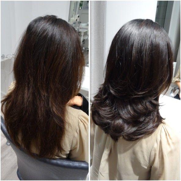 Frisör specialiserad på hårfärgning - Colorista