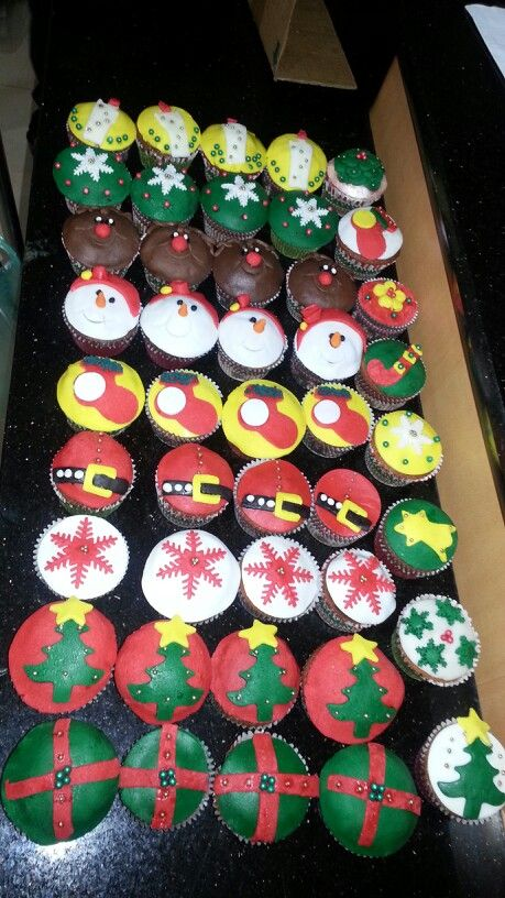 Cupcakes Production/ producción de cupcakes