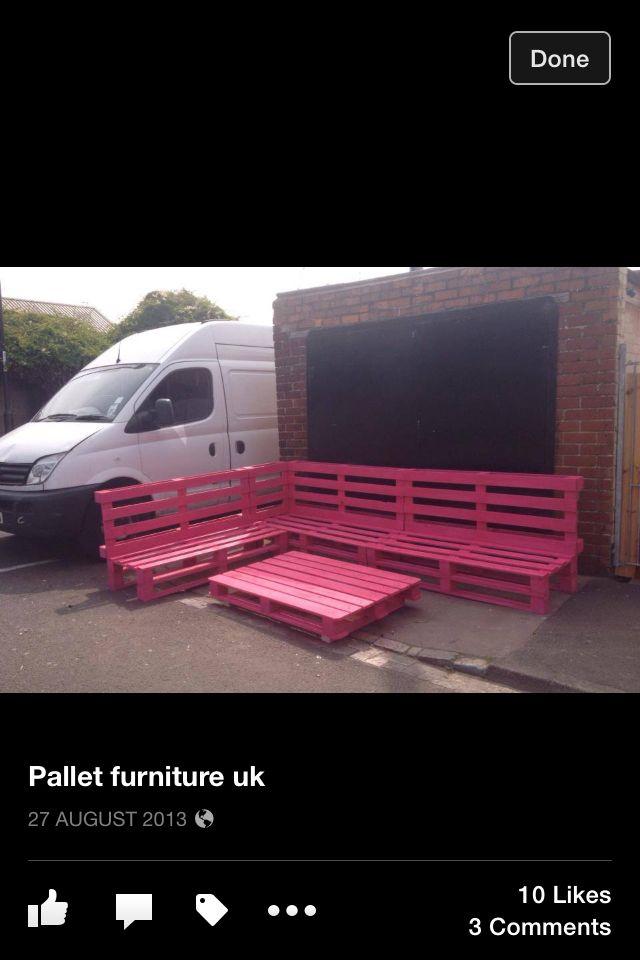 Buy now www.palletfurnitureuk.co.uk