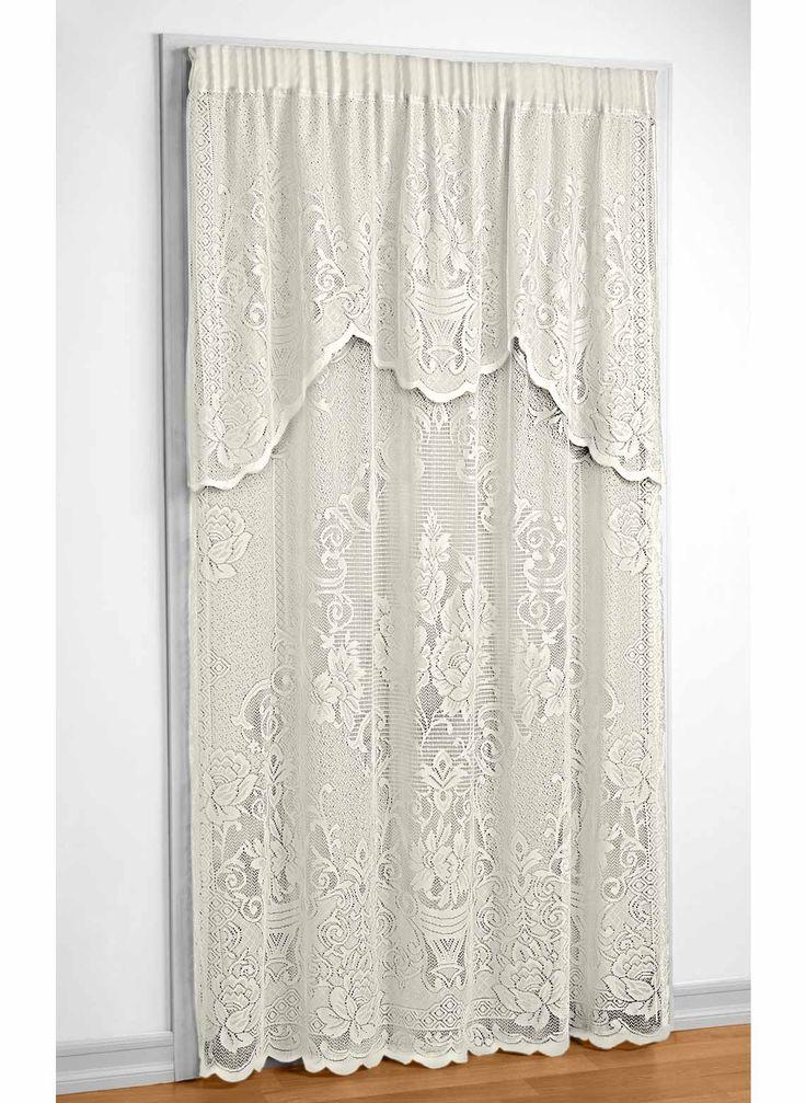 Lace Curtain Panels | DrLeonards.com