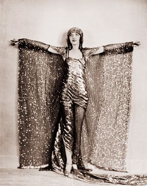 Sequined Dancer. 1928.