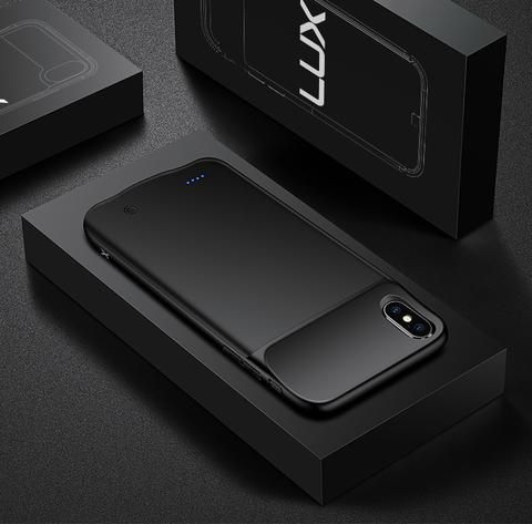 buy online 70102 bb9bd Lux iPhone Battery Case in 2019 | Go Go Gadget | Phone, Cell phone ...