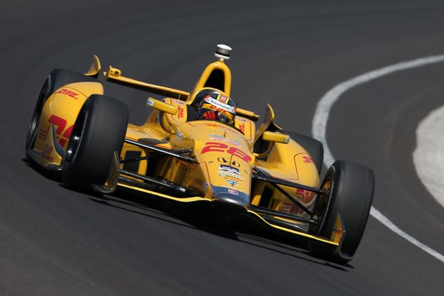 Ryan Hunter-Reay Wins Indy 500 In Fantastic Finish