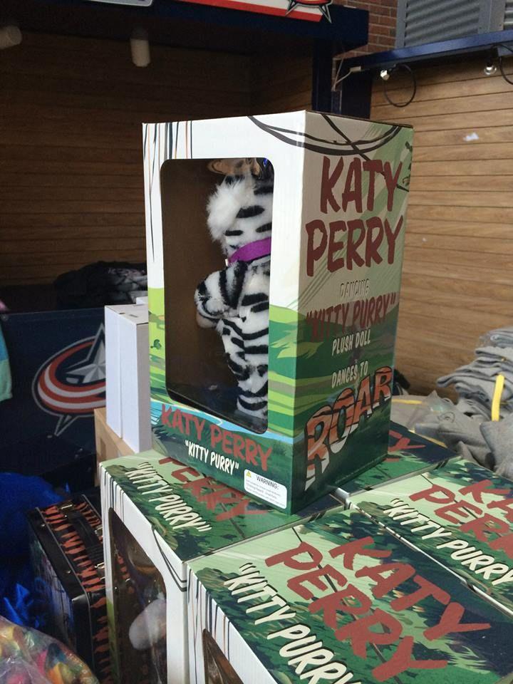 Katy Perry merchandise