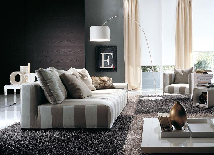 Attico #sofa #frigeriosalotti #design #italianbrand #style #furniture #living #home #interior