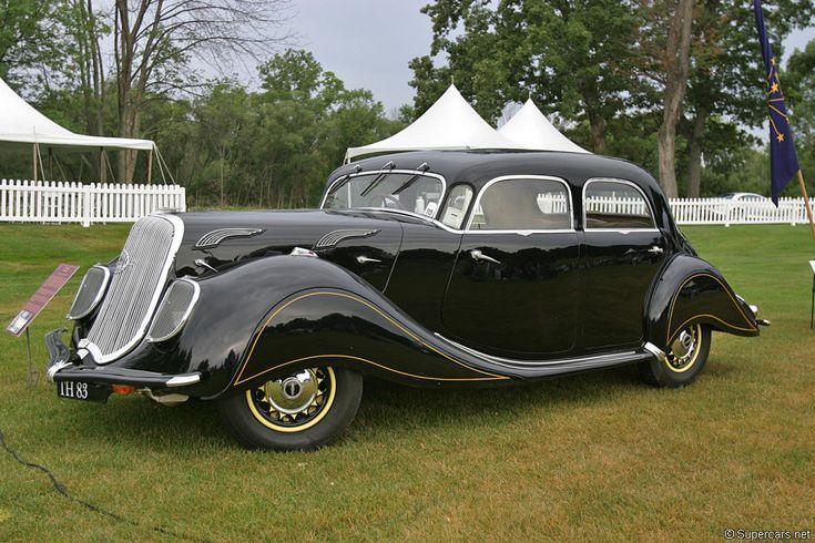 1935→1938 Panhard et Levassor X76