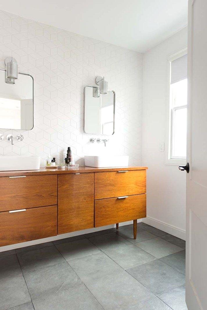 Bedroom Paint Colors Bedroommakeover Mid Century Modern Bathroom Mid Century Bathroom Modern Bathroom Design