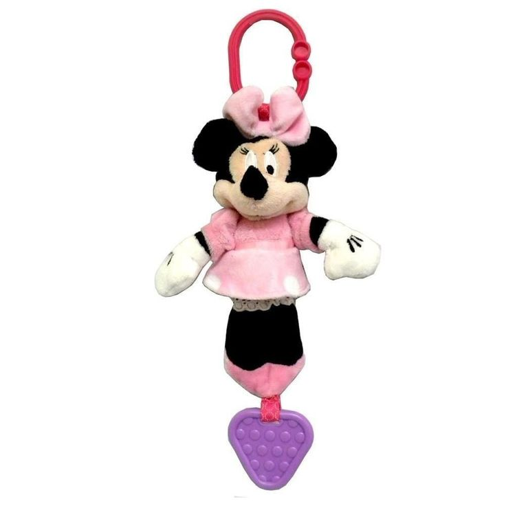 Kids Preferred Disney Minnie Mouse On the Go Musical Toy