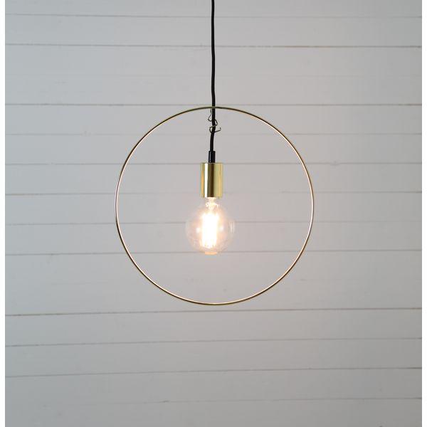 Rundhult hängande dekoration #brightbelysning #bright123 #belysning #belysningsbutik #lamps #lampor #inredning #interiordesign