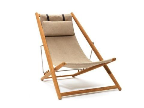 For balcony! H55 Lounge Chair - Remodelista