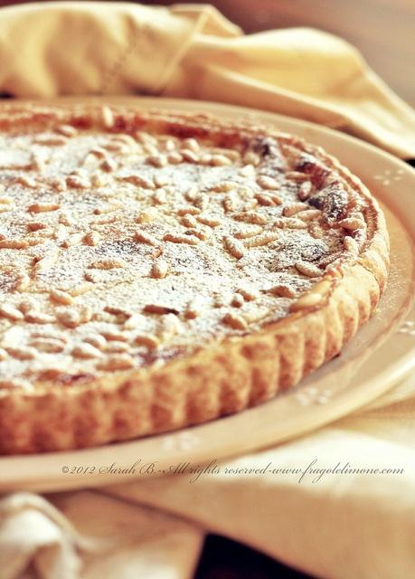 Eterna torta della nonna (granny's cake)