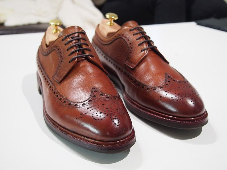 Meermin brogue longwing