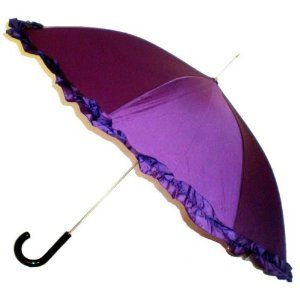 Purple Umbrella    #OPIEuroCentrale #WantToBiteMyNeck