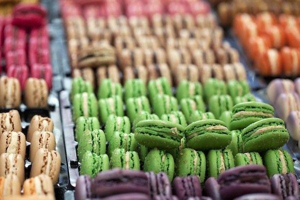 Julien Plumart   Patisserie Cocoa  Boutique Salon Du The  Macaron Shop  Brighton