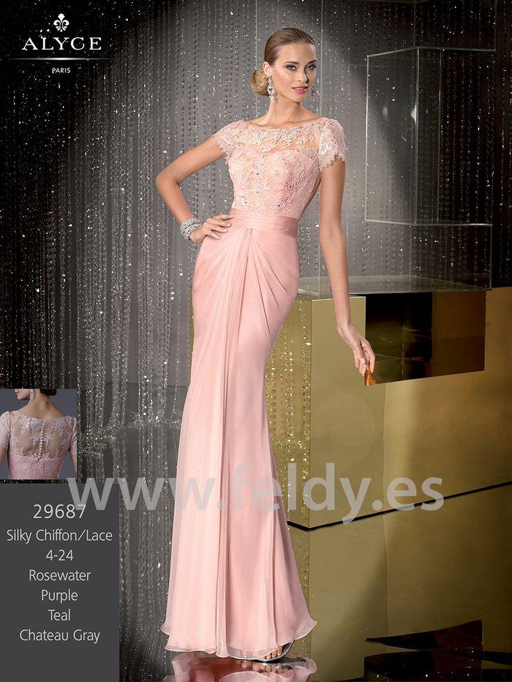 Mejores 46 imágenes de Vestidos sirena en Pinterest | Alta costura ...