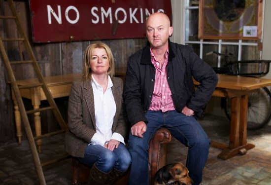 Salvage Hunters - Drew Pritchard - Love him, its the only ...