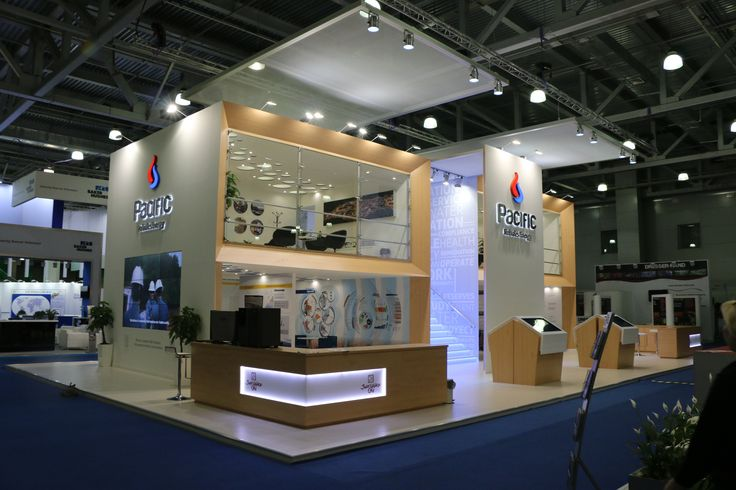 Stand Pacific Rubiales Energy WPC Rusia 2014 - InterExpo Company