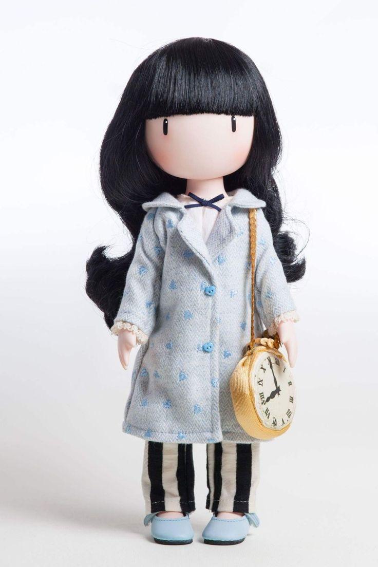 de nouvelle poupée paola reina / gorjuss