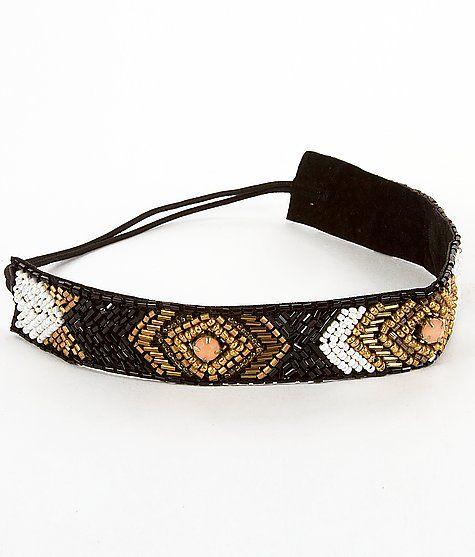BKE Beaded Headband, $16.95