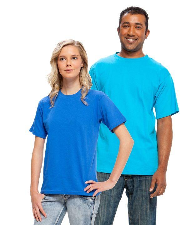 T-Shirts : Crew Neck #Promoworks