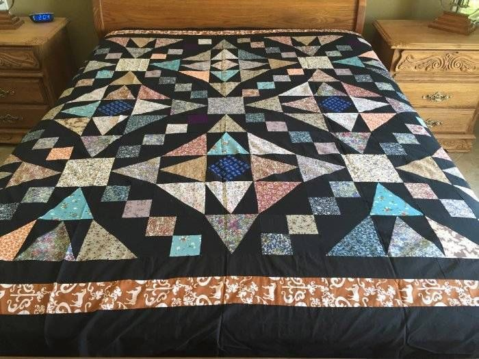 JEWEL BOX QUILT I have to have this! I just may own this soon!