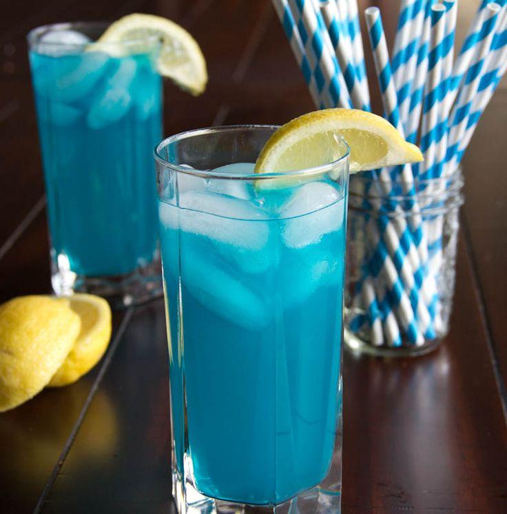 Blue Vodka Lemonade-III