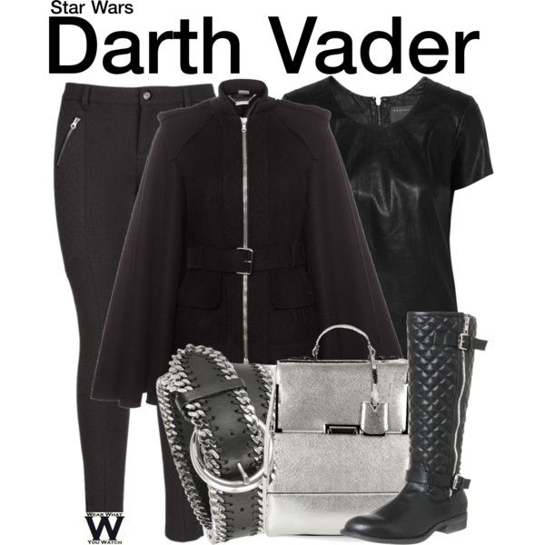 Inspired by Darth Vader (originally voiced by James Earl Jones) in the Star Wars franchise.