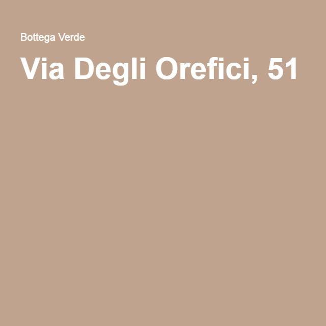 Bottega Verde, Via Degli Orefici, 51 R, Genova