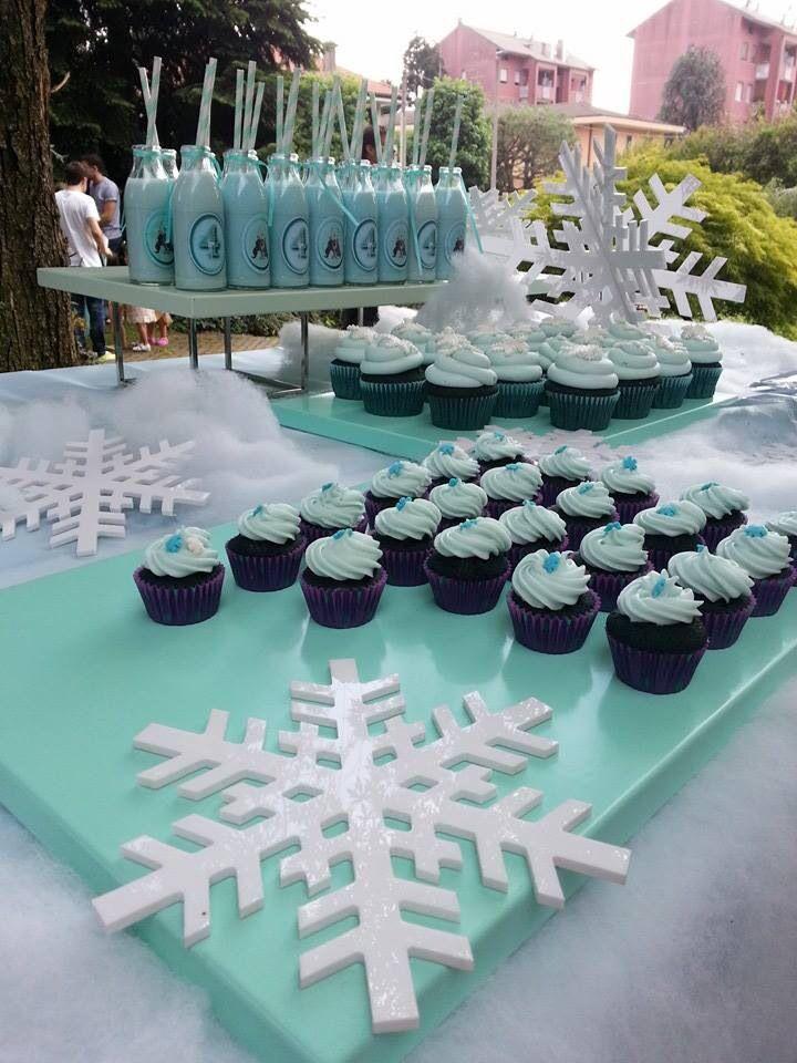 Frozen Party ideas by Serena & Marika