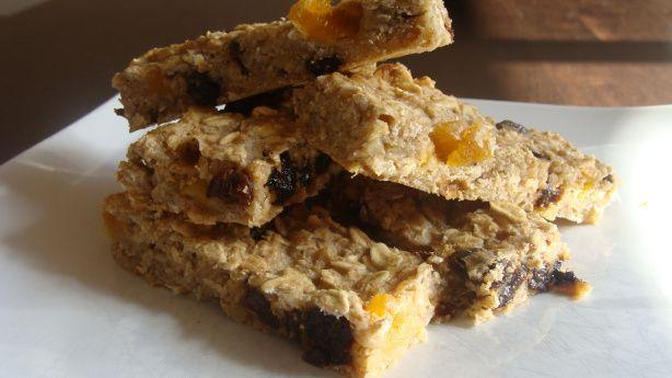 baby oaty cereal bars recipe