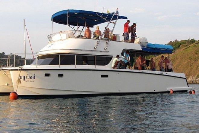 Custom 50 Catamaran Yacht