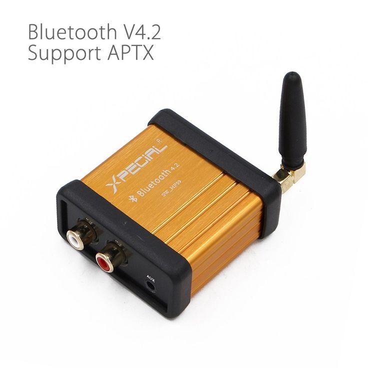 ¡Descuento! €11.43 De Clase HIFI Bluetooth 4.2 Receptor de Audio Estéreo Del Coche Amplificador Soporte APTX Modificar Bajo Retardo  #Clase #HIFI #Bluetooth #Receptor #Audio #Estéreo #Coche #Amplificador #Soporte #APTX #Modificar #Bajo #Retardo  #cybermonday