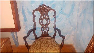 karfás szék eladó