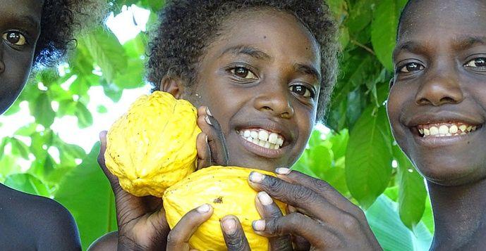 Australia Pacific — Bougainville Chocolate Festival