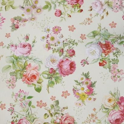 32 North - Rose Bouquets Specialty Paper ~ Germany