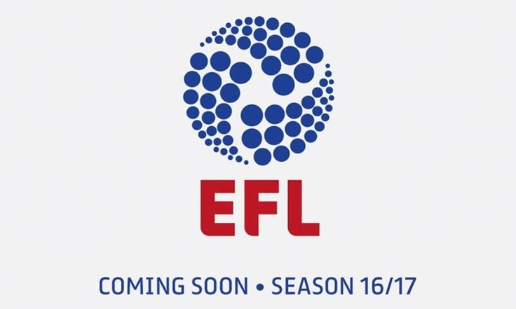 The Football League Gets A Makeover - The Football League will be rebranded the English Football League at the end of the season. The EFL includes The Championship, League One and League Two.....
