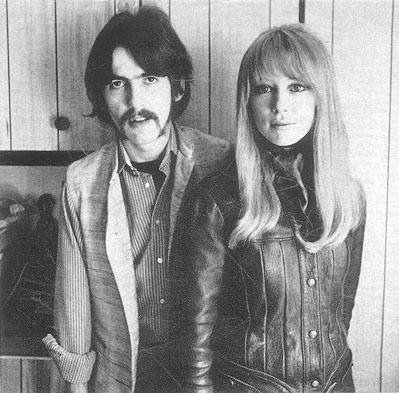 Beatles: George Harrison and Pattie Boyd