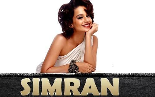 Simran Movie Wiki, Total Budget, Box Office Collection