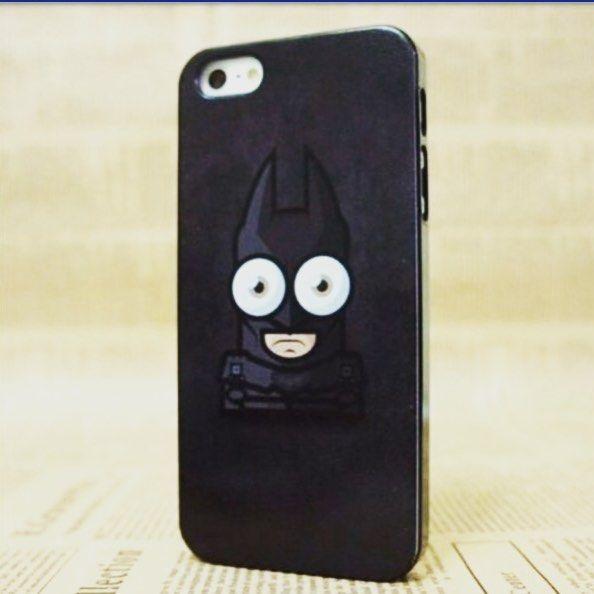 Cute Batman case buat iphone 5 kamu cuma IDR 60.000