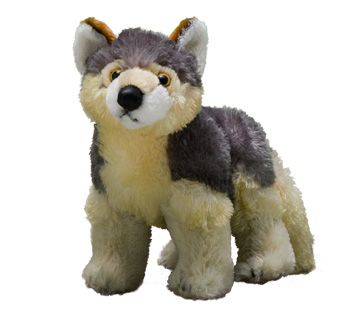 Get a plush when you donate to symbolically adopt a wolf and help WWF's global conservation efforts.
