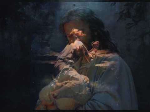 """HE IS our Saviour and Redeemer, He gave His precious life for us, Are we willing to give even a little to help in his cause day by day? I love the little girls voice in the song, so very pretty Gethsemane Song - Roger and Melanie Hoffman - """"Stories of Jesus"""" CD"""
