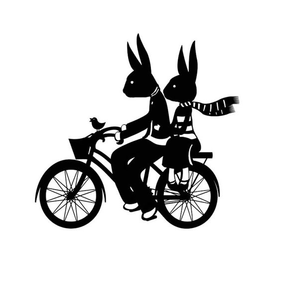 Bikes 34203 And here s rabbits on bikes