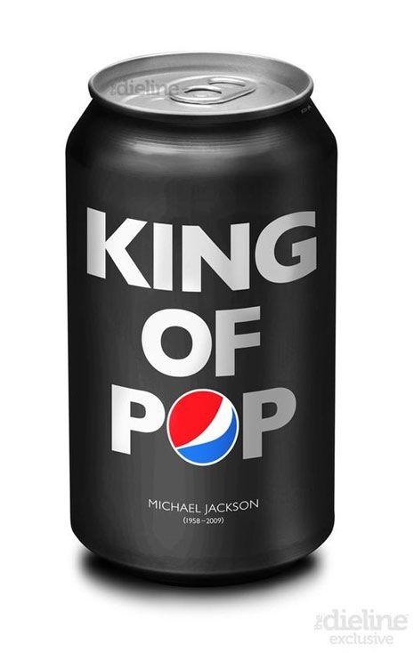 Lata de Pepsi Maquillada