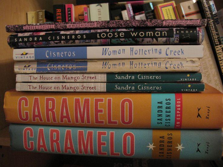 Sandra Cisneros' texts © jennifer/Flickr