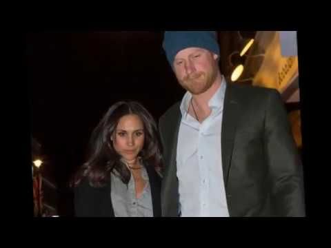 Prince Harry & Meghan Markle Spotted Holding Hands on Date Night in London