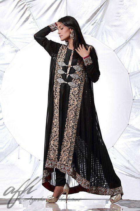 Pakistan Fashion Week 3 London designed by  Ayesha Farook Hashwani